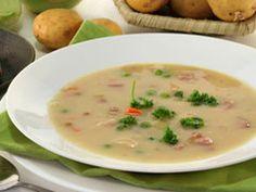 Soupe de légumes d'hiver et bacon : Recettes de soupes en plat unique | Planet.fr Femmes
