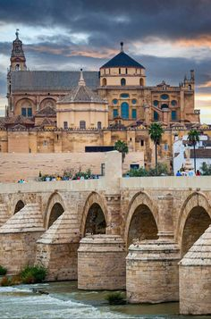 Cordoba Spain, Beautiful Places To Travel, Andalusia, Beautiful Architecture, Bella, Castles, Madrid, Barcelona, Vacation