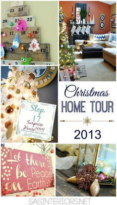 Jennifer Rizzo Holiday House Tour 2013; Stop 17, SAS Interiors