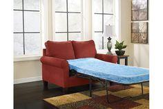 Crimson Zeth Twin Sofa Sleeper View 3