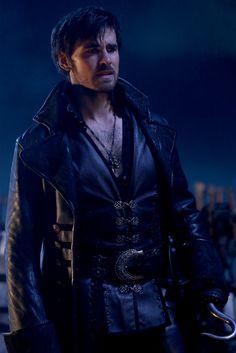 """Killian Jones - 5 * 11 """"Swan Song"""" #DarkHook #CaptainHook"""