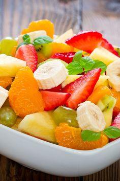 Des fruits de saison: Pour toutes les fringales & les envies de sucre, j'ai toujours une corbeille de fruits frais à la maison. En plus d'être délicieux, les fruits de saison sont riches en vitamines & minéraux !