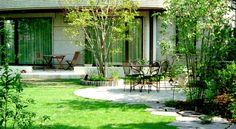 OLD/NEW 「古きを甦させる手法」4 ~シャビーシックな庭デザイン~ | ザ・シーズン世田谷店のブログ | おしゃれな外構と庭のTOPICS