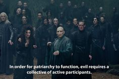 Feminism and Harry Potter. Two of our favorite things.