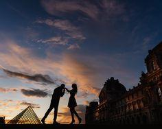 What are the perfect words to describe this photo? #parisphotographer #parisengagement #eiffeltower www.theparisphotographer.com