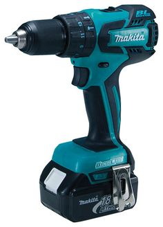makita lithium ion brushless 1/2 inch hammer driver-drill kit LXPH05
