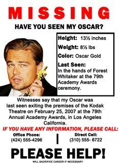 Leo + Oscar = OTP.