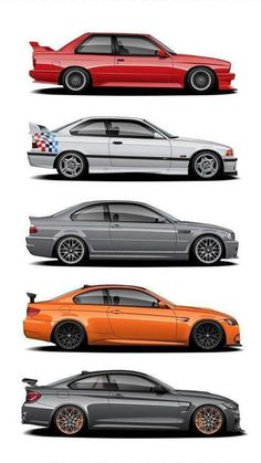 Ideas for bmw cars sports autos Suv Cars, Sport Cars, Bmw E46, E46 M3, E36 Cabrio, Mercedez Benz, Bmw Classic Cars, Car Illustration, Car Posters