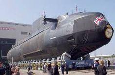 Revista El Cañero: Reino Unido adquirirá cuatro submarinos nucleares ...