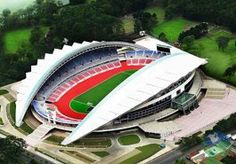 Costa Rica's National Stadium has hosted some amazing games and is the largest stadium in Central America!