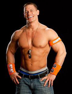 John Cena Sports Celebrities, Hottest Male Celebrities, Celebs, John Cena Pictures, Wwe Superstar John Cena, Le Male, Beefy Men, Muscle Men, Muscle Hunks