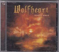 Wolfheart - Shadow World  (CD, Aug-2015, Spinefarm US) NEW SEALED  602547106049 | eBay