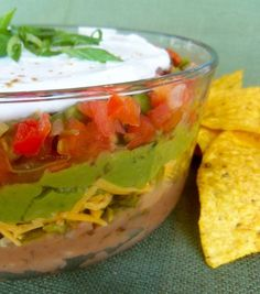 Got 5 Minutes?: Make 7-Layer Dip for the Big Game