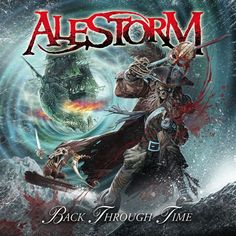 Alestorm and the pirate mouse.