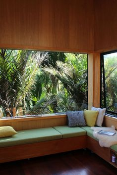 Living room addition in New Zealand