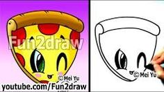 FUN2DRAW on Pinterest | How To Draw Cartoons, How To Draw ...