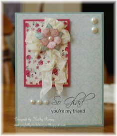 One Sheet Wonder 6x6 - Card #1 by rosekathleenr - Cards and Paper Crafts at Splitcoaststampers