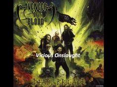 Avenger of Blood - Death Brigade [Full Album]