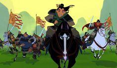 Mulan (1998) | The Definitive Ranking Of Walt Disney Animation Studios Films