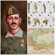 José Millán Astray, fundador de La Legión es seguramente uno de los militares más destacados de la historia reciente de nuestro país.