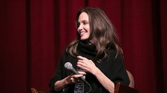 See text and photos from Director Angelina Jolie's conversation about the making of her new drama, First They Killed My Father: A Daughter of Cambodia Remembers with moderator Jeremy Kagan in Los Angeles.