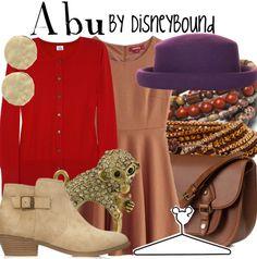 Disney Bound - Abu