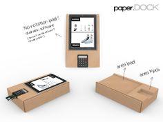 PAPER dock 02  . Contest RE-DOCK