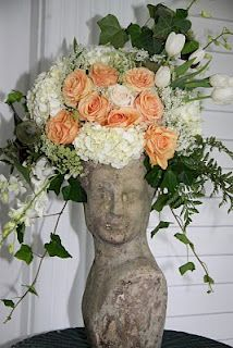 lady head  www.nancyswiezyevents.com