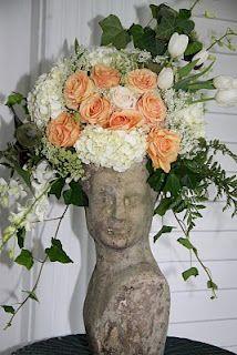 lady head  www.nancyswiezyevents.com