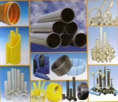 We provide ABS pipe, PVC pipe, Plastic pipes and other parts of pipes. ABS pipe fittings are ideal for use in pressure low temperature systems, drinking water etc.