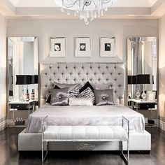 Here's a throwback Thursday taken over two years ago this beautiful home and picture ended up going viral , many furniture companies and interior designers are saying it's there product or work. . Respect the true designer and manufacture not to mention photographer who took it. #tbt #copyright #respect #artists #stallonemedia #howwedoit #masterbedroom Shot for @the_op_team Designer??