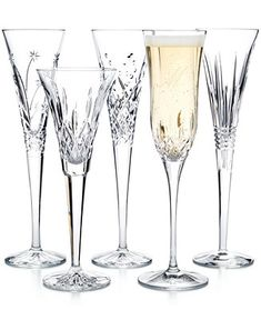 Waterford Toasting Flutes Collection - All Glassware & Stemware - Dining & Entertaining - Macy's