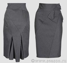 Falda de rayas de Karen Millen .. Discusión liveinternet - Servicio ruso Diarios Online