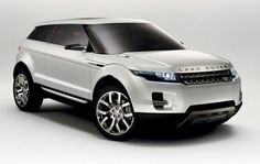 Range Rover 2012 Evoque