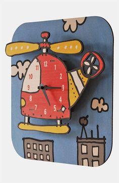 Modern Moose 'Copter' Clock | Nordstrom