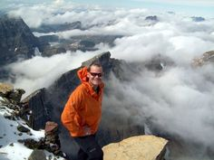 Climbing the peaks in Glacier National Park, a new book by local resident which describes each peak in Glacier.