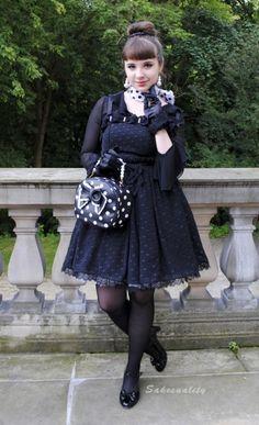Retro Lolita! Sakesuality's Wardrobe