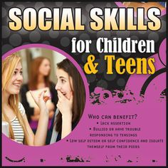 """Social Skills for Children and Teens: """"I was first!"""" """"You are doing it wrong!"""" """"I want to go next!"""" """"Can I be first!"""" These are a few statements from students that most likely exhibit leadership skills. They are often told to go to the end of the line, or given a consequence for telling someone what to do, but maybe they need someone to tell them """"what to do.""""  Click on picture for more information.  #Social #Skills #Students"""