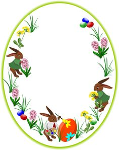 easter graphics   Vector Graphics: Easter Clipart