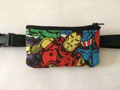 Marvel Superhero Insulin Pump Pouch