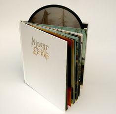 Mount Eerie Book + Record.