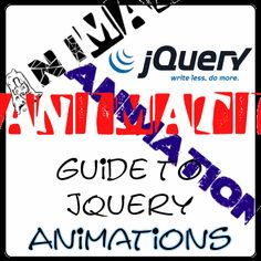 Make Web Pages Animated with jQuery Animations