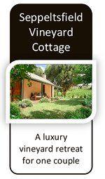 Seppeltsfield Vineyard Cottage