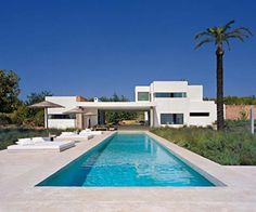 Modern Ibiza dream home with Spanish elements