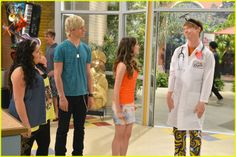 Watch Exclusive Clip From 'Austin & Ally'! | austin ally cupids cuties excl clip 02 - Photo Gallery | Just Jared Jr.