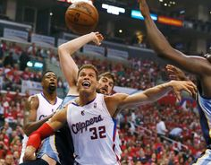 Los Angeles Clippers Blake Griffin  -- #ProBasketballLAClippers