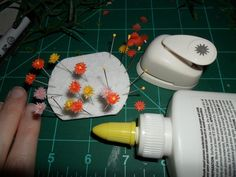 Miniature Flower Beds WIP 2 by ~kayanah on deviantART