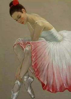 Community about Classical Ballet, Modern Dance and Rhythmic Gymnastics Ballet Images, Ballet Pictures, Ballet Art, Ballet Dancers, Ballerinas, Ballerina Kunst, Ballet Illustration, Ballet Drawings, Ballerina Painting