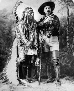 buffalo bill parade ideas | Buffalo Bill's Wild West