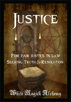 Justice Ritual Spell Jar Vigil Candle Magick Spells, Candle Spells, Wiccan, Truth Spell, Vigil Candles, Traditional Witchcraft, Truth And Justice, Tarot Learning, Candle Magic